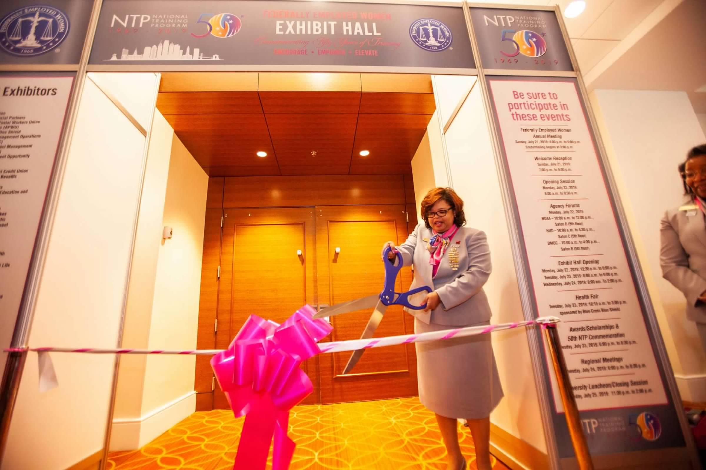2019 Exhibit Hall
